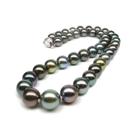 Collier en perles de culture des Tahiti - 9/11mm
