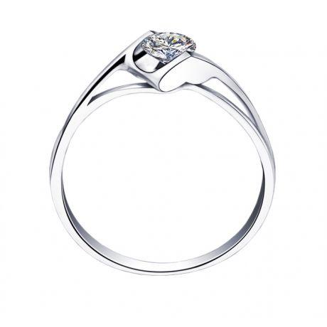 Solitaire Diamant 0.20 Carat - Victor Hugo, A Jeanne | Gemperles